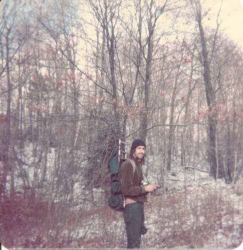 Gregg in Vermont 1973
