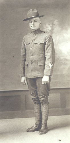 Frank B. Fowlie Fort Sill Oklahoma