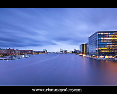 Copenhagen [Denmark] - A Beautiful View From Langebro (UrbanMescalero) Tags: city longexposure bridge blue light urban colors copenhagen denmark dawn twilight cityscape bluehour danmark københavn kalvebodbrygge islandsbrygge 2011 langebro refflection leefilters canoneos5dmarkii canonef24105lf4isusm doubleniceshot tripleniceshot mygearandme mygearandmepremium mygearandmebronze mygearandmesilver mygearandmegold mygearandmeplatinum mygearandmediamond dblringexcellence tplringexcellence wwwurbanmescalerocom gorankljutic aboveandbeyondlevel1 eltringexcellence aboveandbeyondlevel2