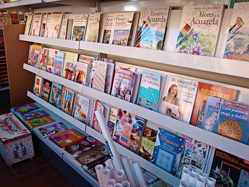 Libros y revistas