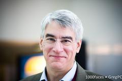 man smile face grey glasses mit rimless emtech 1000faces