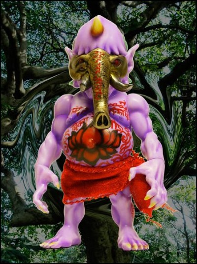 Custom Restore Debris Japan by MonsterFarm Chop