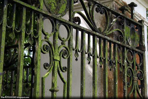 Bukit Brown Cemetery - Gateway