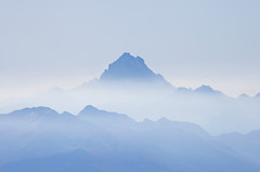 Monviso (a galaxy far, far away...) Tags: morning mist mountain alps nature montagne alpes canon landscape mood outdoor hiking dream foggy atmosphere natura mystical dreamy wilderness alpen alpi montagna atmospheric mystic valleys morningmist otherworldly alpinism monviso onirico oneiric highmountain impressedbeauty 70300canon cottian flickrdiamond monteviso cottianalps 5dmarkii robertobertero