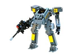 HASC-49 Suit (Cam M.) Tags: boss cool gun lego awesome contest hard suit beast epic mecha mech moc camm hardsuit