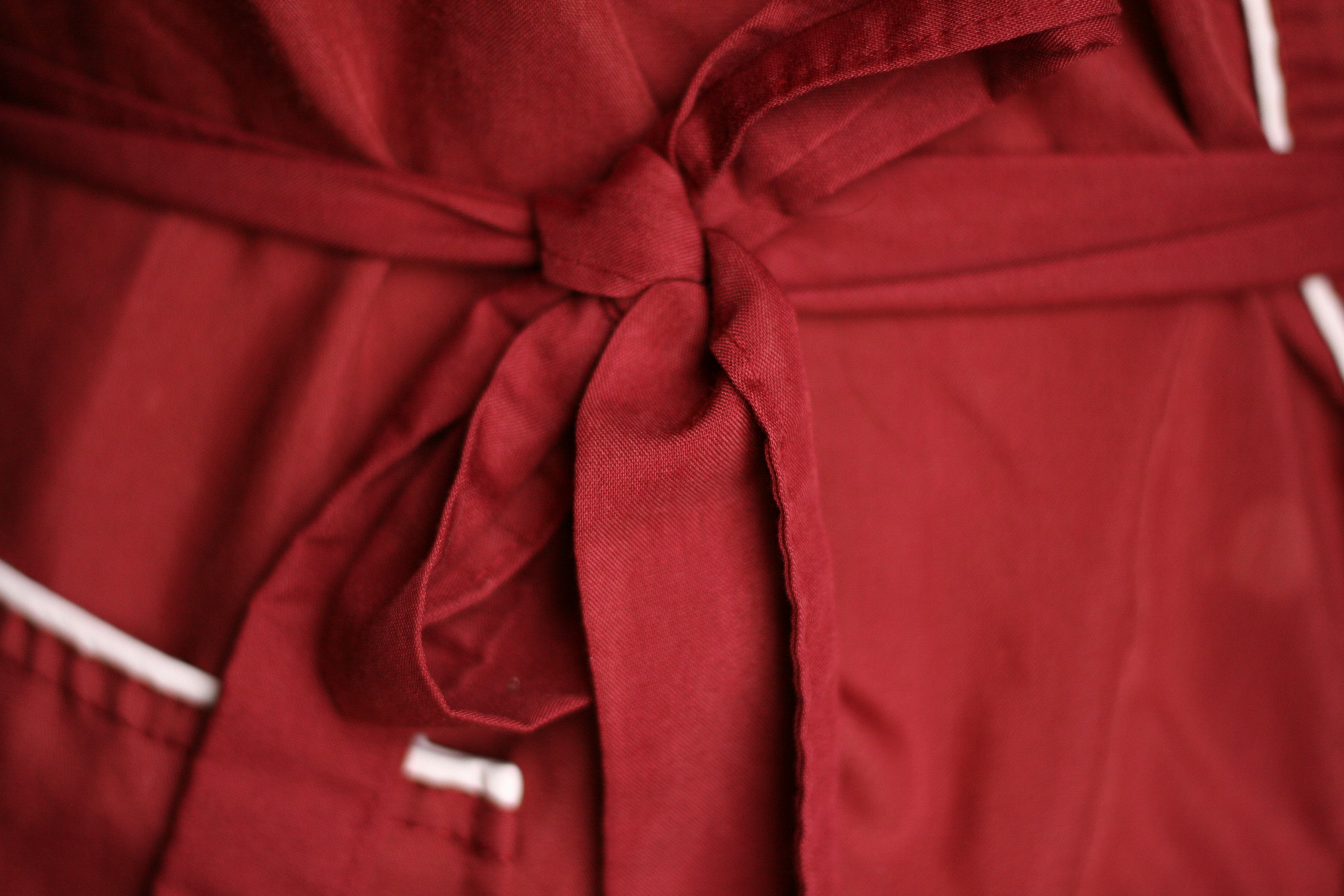vintage robe.