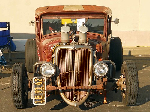1933 Willys by Fred R Childers Photography