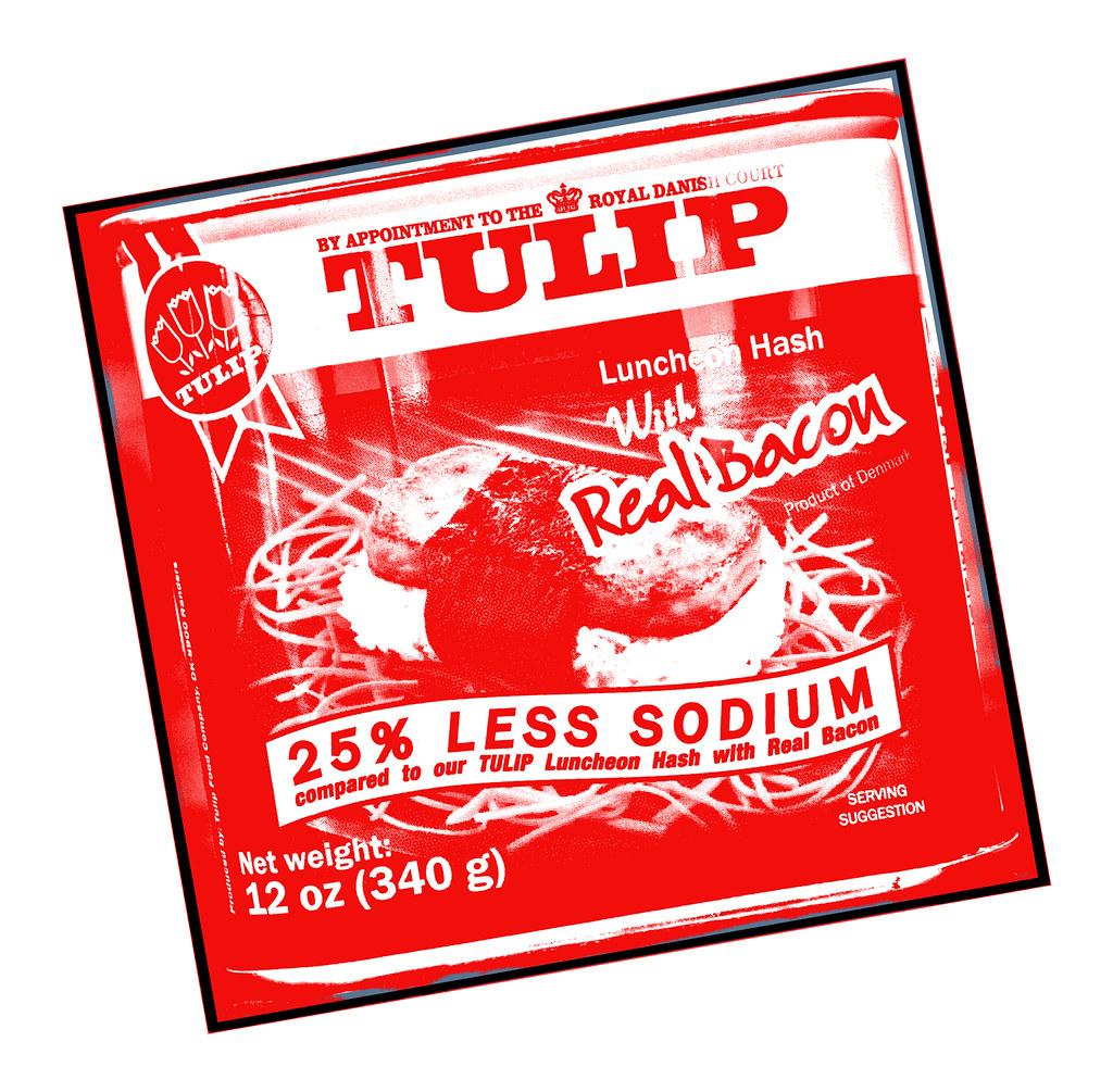 365-137 Okinawa Soba Tulip Stamp