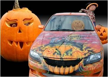 October 29 & 30: 3rd Annual Portland Int'l Raceway ChumpCar Halloween Race Weekend