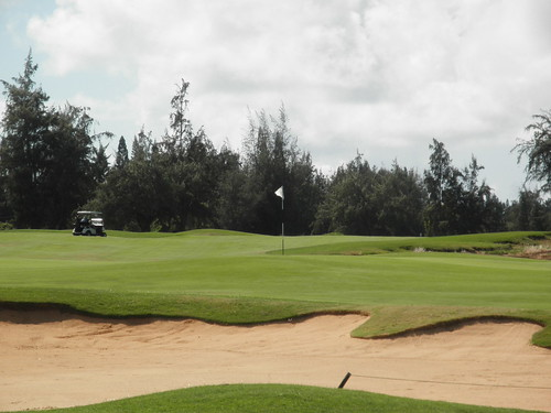 Turtle Bay Colf Course 291