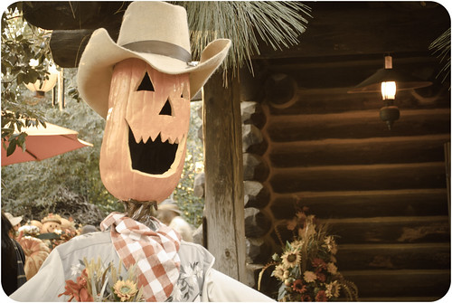 Sheriff Buford T. Pumpkin by hbmike2000