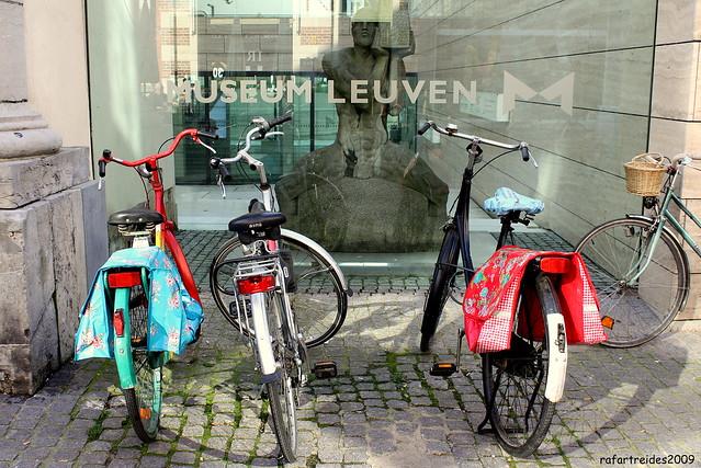 bikes at M