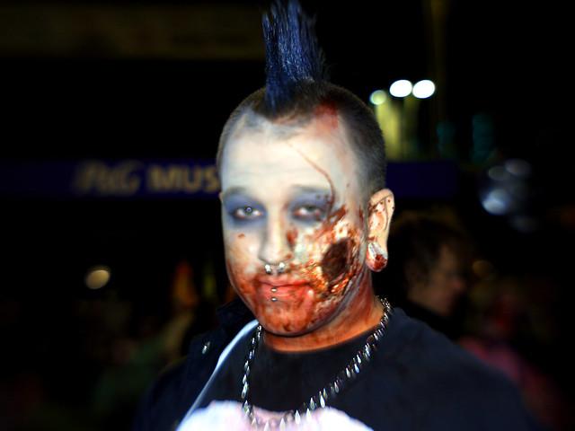 zombie apocolypse