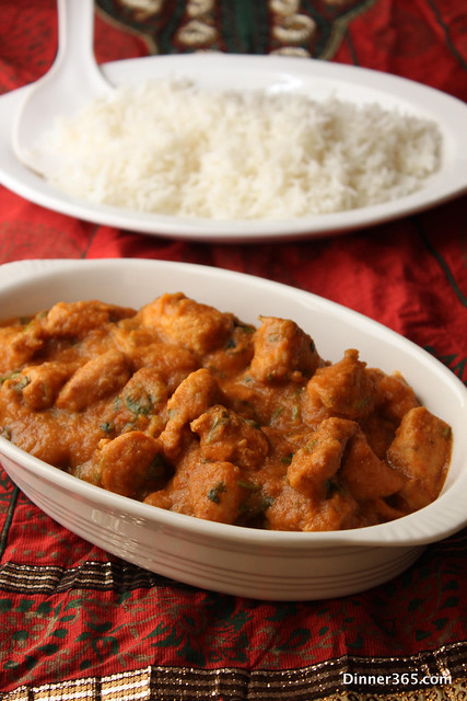 Day 303 - Butter Chicken