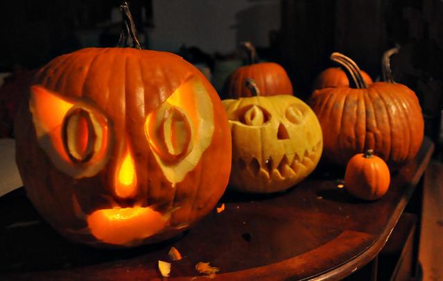 pumpkins 2011