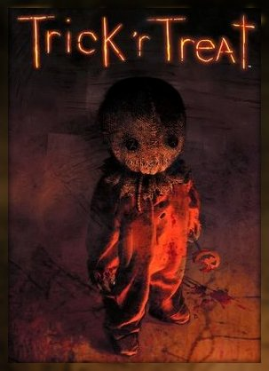 Day 23: Inspired By A Movie - Trick 'r Treat Movie Poster