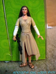 Princess Leia in Endor Celebration Outfit
