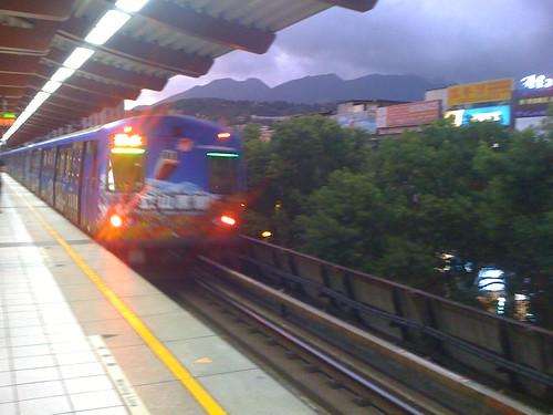 MRT。淡水線,日本立山黑部彩繪列車