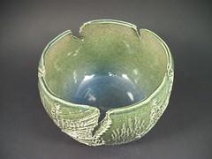 100_1953 (clevercrow) Tags: ceramics handmade bowl glaze clay pottery handcrafted etsy handbuilt
