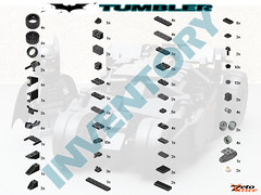 Tumbler's Inventory (ZetoVince) Tags: