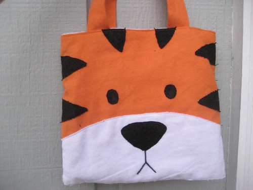 Hobbes Treat Bag