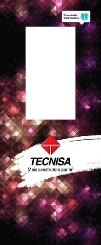 Totem - Tecnisa by chambe.com.br