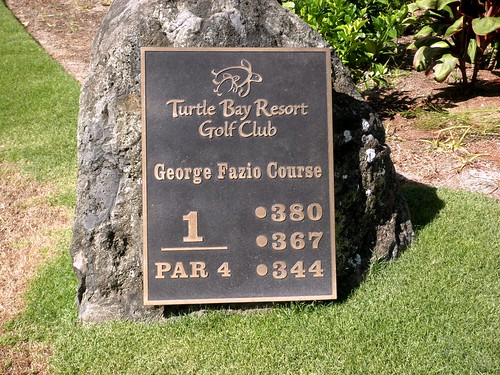 Turtle Bay Colf Course 133b