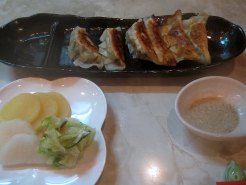 練馬野菜餃子@和風スナック狸(練馬)