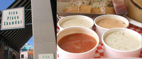 Pike Place Chowder, Seattle