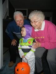 Buzz with Nana and Pop Pop