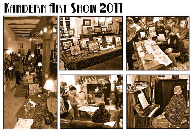 Kandern Art Show 2011