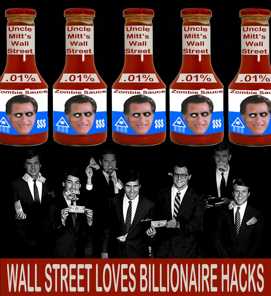 UNCLE MITT'S ZOMBIE SAUCE