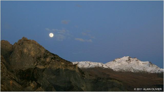 Ce soir on a droit à une conjonction Lune Jupiter 6328935483_4330a35ab0_z