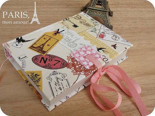 Agenda 2012 - Paris, mon amour! #8