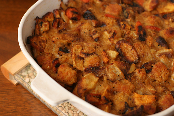 root vegetable stuffing 5