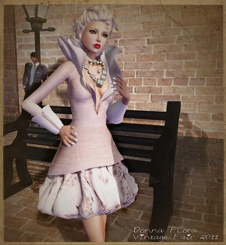 SILVANA dress Vintage Fair