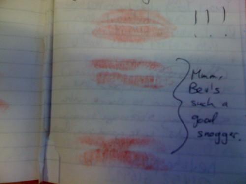 Diary Lips!