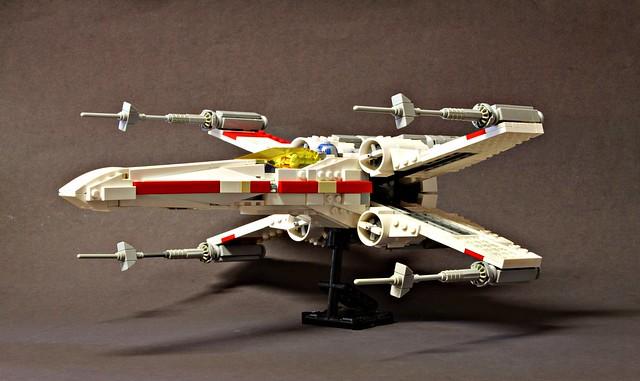 Psiaki's X-wing 6334754140_520e7d9591_z