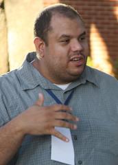 Josh Romero, regional field director