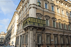 """Palazzo Bonaparte a piazza Venezia • <a style=""""font-size:0.8em;"""" href=""""http://www.flickr.com/photos/89679026@N00/6340344827/"""" target=""""_blank"""">View on Flickr</a>"""