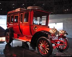 Mercedes-Benz Museum - Benz Landaulet 1907