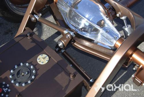"SEMA 2011 Axial's Brad ""Bender"" Dumont"