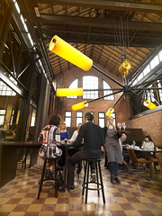 Volta restaurant, Ghent (VISITFLANDERS) Tags: restaurant europe belgium eating drinking ghent volta gastronomy flanders visitflanders