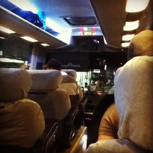 Bus, Cagsawa