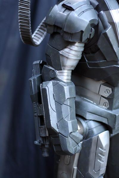 Warmachine half scale statue 6358790665_60349e8a2e_z