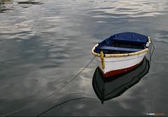 Amarrada (Josepargil) Tags: mar cabo barca galicia acorua amarre mugardos josepargil
