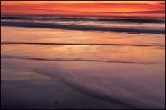 Hot to Cold (adrians_art) Tags: longexposure beach sunrise dawn coast kent waves tide shore folkestone seawater