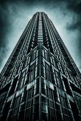 Gotham City (ill-padrino www.matthiashaker.com) Tags: skyscraper am frankfurt main highrise westend bleistift messeturm gettygermanyq4