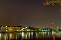 basel, switzerland by night - HDR #2 (Matti_T) Tags: night lights schweiz switzerland nikon basel svizzera rhine rhein hdr sveits lichter basle switserland sviss  sussa zwitserland sveitsi isvire  basilea ble  szwajcaria  vcarsko s  veits  thy  vajiarsko d5100 vajcarska  suza uswisi