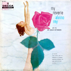 My Reverie (epiclectic) Tags: music flower art love floral rose vintage album vinyl retro collection jacket cover lp record 1957 sleeve alvinorey epiclectic